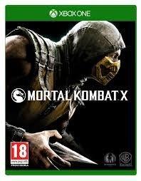 Mortal Kombat X - Xbox One  ( USADO )