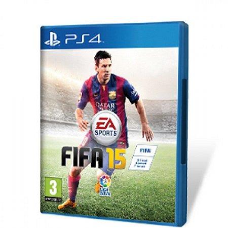 FIFA 15 - PS4 ( USADO )