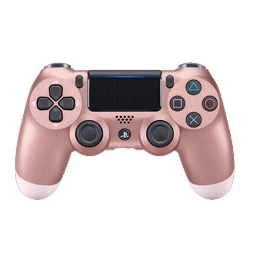 Controle Dualshock 4 Rosa Dourado - PS4 ( NOVO )