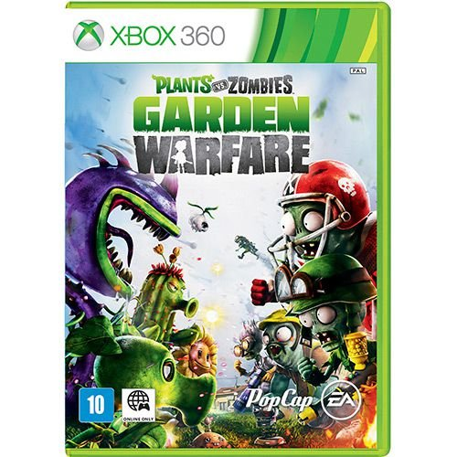 Plants Vs Zombies: Garden Warfare - XBOX 360 ( USADO )