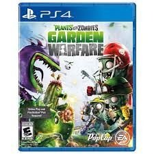 Plants Vs Zombies: Garden Warfare - PS4 ( USADO )