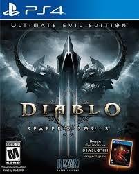 Diablo 3 Ultimate Evil Edition - PS4