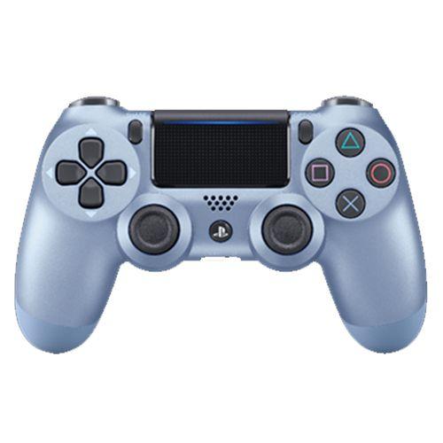 Controle Dualshock 4 Azul Titanium - PS4 ( NOVO )