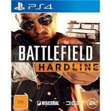 Battlefield Hardline BR - PS4 ( USADO )