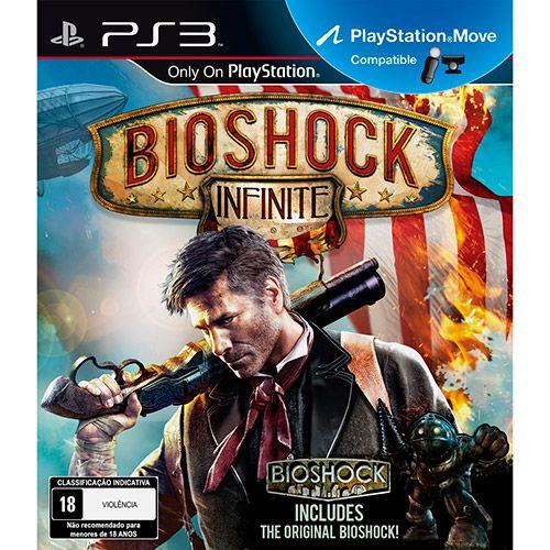 Bioshock Infinite - PS3 ( USADO )