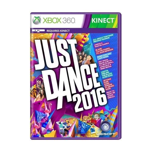 Just Dance 2016 - Xbox 360 ( USADO )