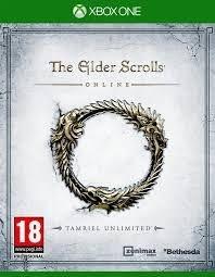 The Elder Scrolls Online: Tamriel Unlimited - Xbox One ( USADO )