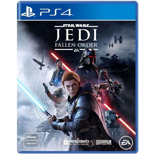 Star Wars Jedi Fallen Order - PS4 ( NOVO )