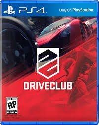 Driveclub - PS4 ( USADO )