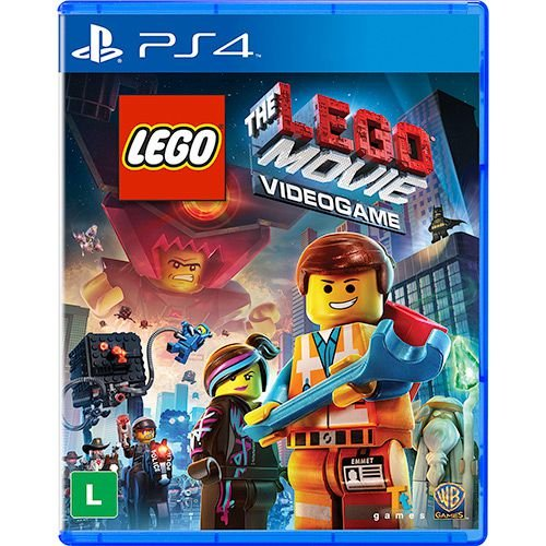 Lego The Movie Videogame - Ps4 ( Usado )