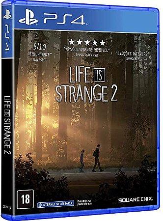 Life Is Strange 2 - PS4 ( USADO )