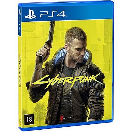 Cyberpunk 2077 - PS4 ( Pré-Venda 17/11 )