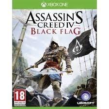 Assassin's Creed IV: Black Flag - Xbox One ( USADO )