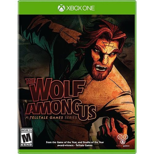 The Wolf Among Us: A Telltale Games Series - XBOX ONE ( USADO )