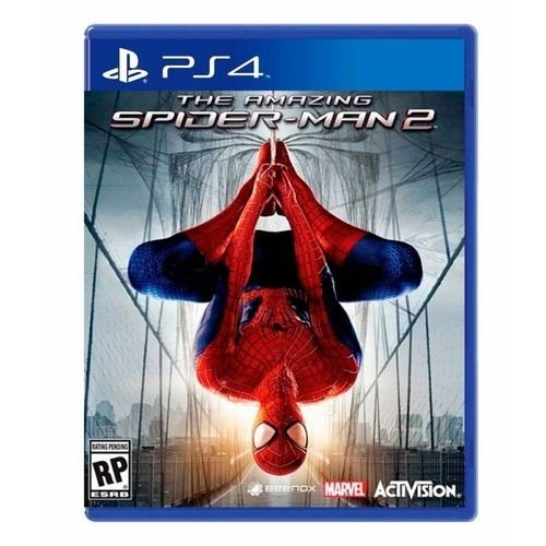 The Amazing Spider Man 2 - PS4 ( Usado )