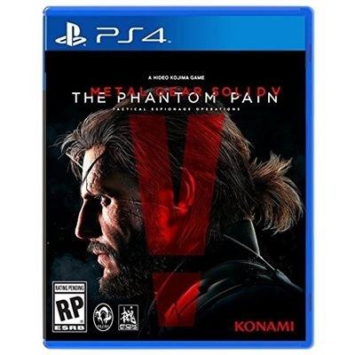 Metal Gear Solid V: The Phantom Pain - PS4 ( USADO )