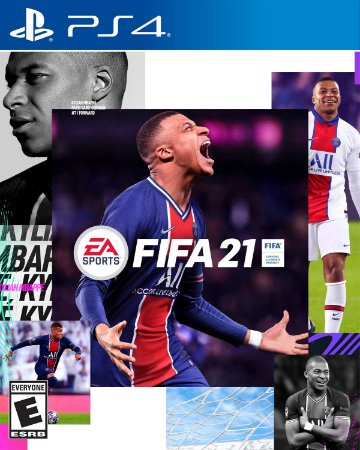 FIFA 21 - PS4 ( NOVO )