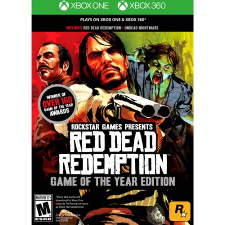 Red Dead Redemption: Game Of The Year - Xbox One / Xbox 360 ( USADO )