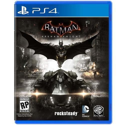 Batman Arkham Knight - PS4 (USADO )