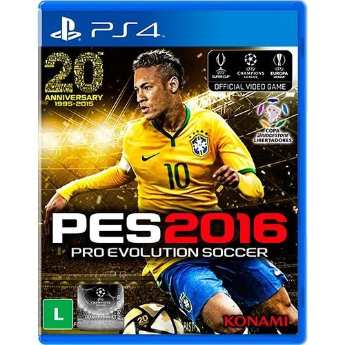 Pes 16 Pro Evolution Soccer 2016 - PS4 ( USADO )