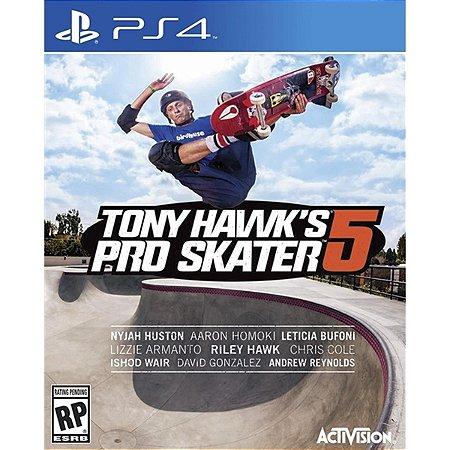 Tony Hawk'S Pro Skater 5 - Ps4 ( USADO )