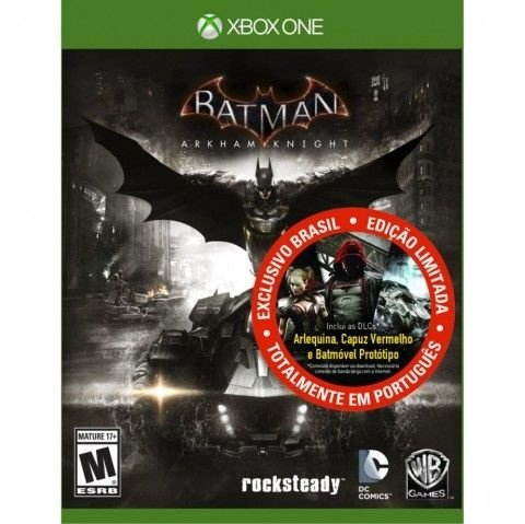 BATMAN ARKHAM KNIGHT - Xbox One ( USADO )