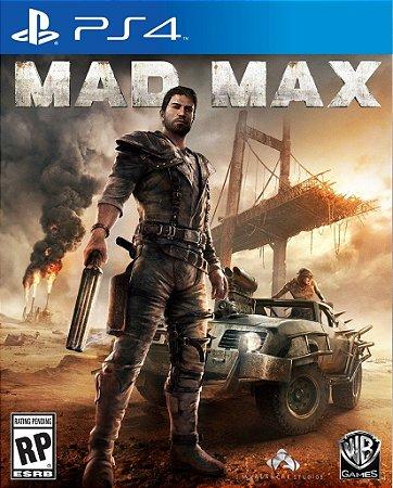MAD MAX - PS4 ( USADO )