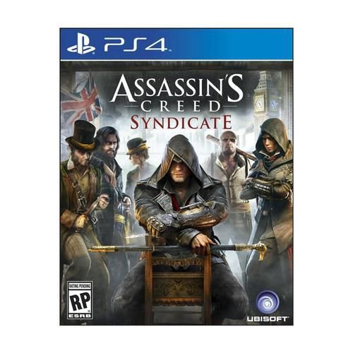 ASSASSINS CREED SYNDICATE - PS4 ( USADO )