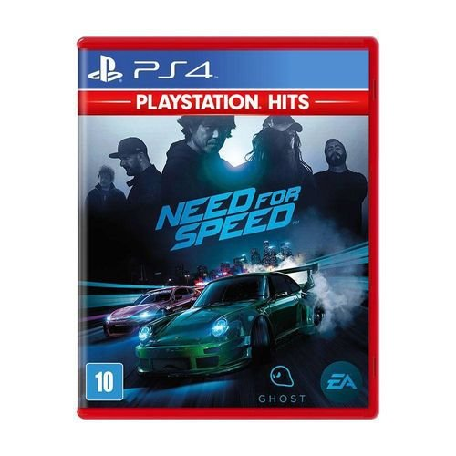 NEED FOR SPEED - PS4 ( NOVO )