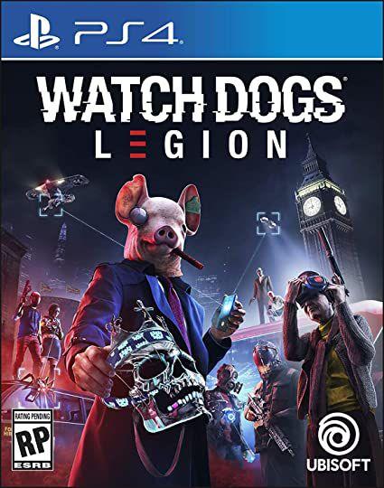 Watch Dogs Legion - PS4 ( NOVO )