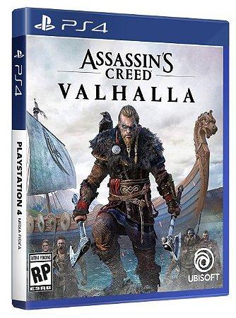 Assassin's Creed Valhalla - PS4 ( NOVO )