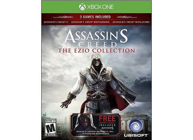Assassins Creed The Ezio Collection - Xbox One ( USADO )