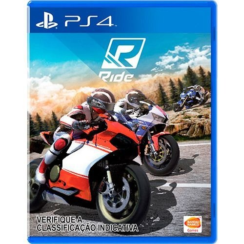 Ride - PS4 ( USADO )