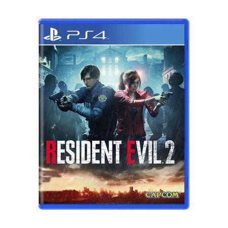 Resident Evil 2 - PS4 ( NOVO )
