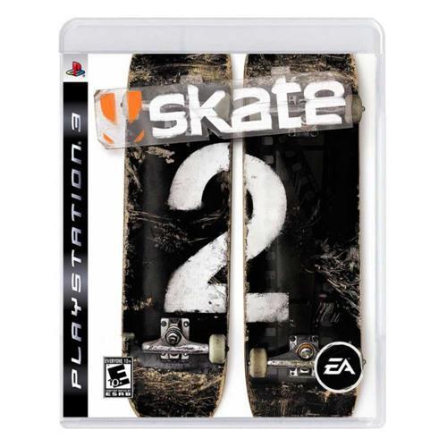 Skate 2 - Ps3 ( Usado )