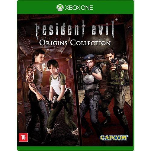 Resident Evil Origins: Collection  - XBOX ONE ( USADO )