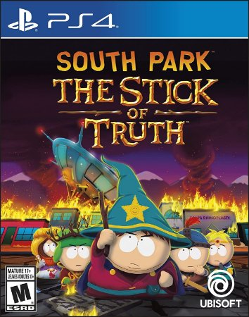 South Park - The Stick Of Truth - PS4 ( USADO )