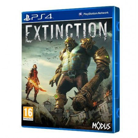 Extinction Original - Ps4 ( USADO )