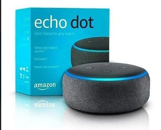 Echo Dot Alexa Amazon 3ª Geração