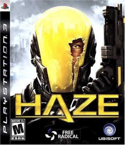 Haze - Ps3 ( USADO )