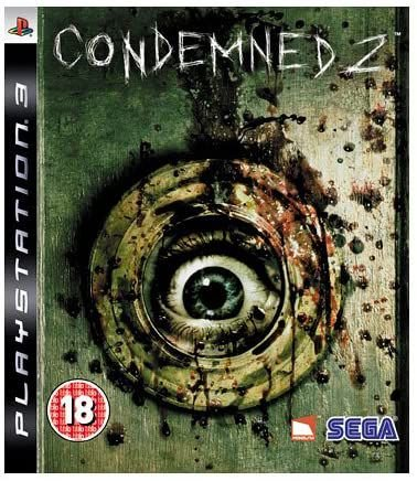 Condemned 2 - PS3 ( USADO )