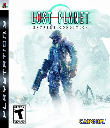Lost Planet Extreme Condition - PS3 ( USADO )