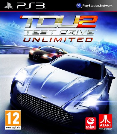 Test drive unlimited 2 - Ps3 ( USADO )
