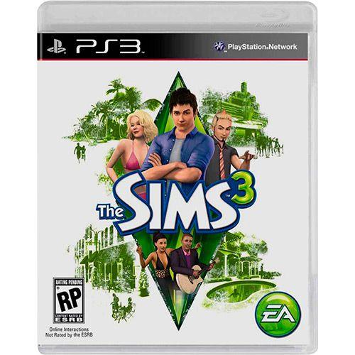 The Sims 3 - Ps3 ( USADO )