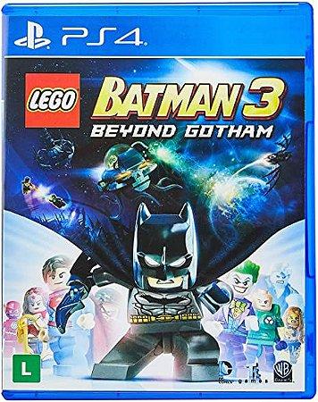 Lego Batman 3 - PS4 ( USADO )