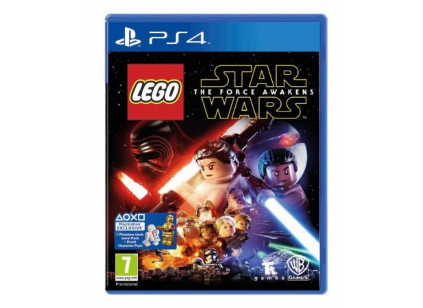 Lego Star Wars: O Despertar Da Força - PS4 ( USADO )