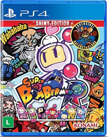 Super Bomberman R - PS4 ( USADO )