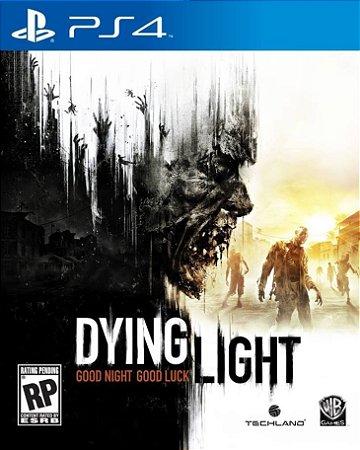 Dying Light - Ps4 ( USADO )
