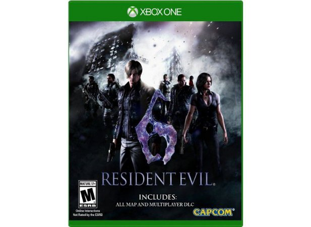 Resident evil 6 - Xbox one ( USADO )