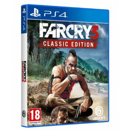 Farcry 3 Classic Edition - PS4 ( USADO )